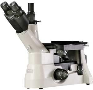 Trinocular Inverted Metallurgical Microscope Peace